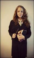 Hermione Granger cosplay (harry potter)