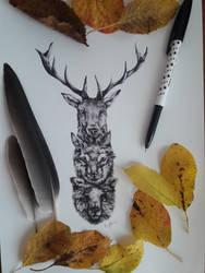 Autumn vibes by EmilyArtPoland