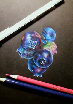 Blueberries wip