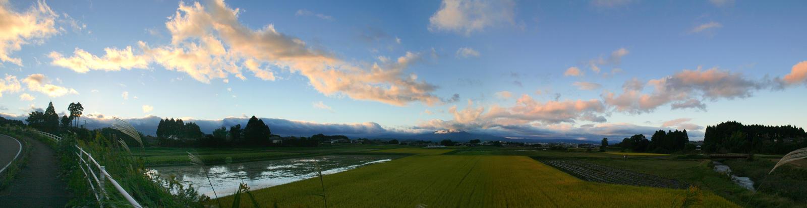 Panoramic Inaka - 01 by caffinefreek