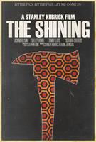 The Shining - Alt. Minimalist Poster by edwardjmoran