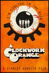 A Clockwork Orange - Alt. Minimalist Poster