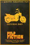 Pulp Fiction - Alt. Poster