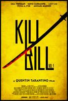 Kill Bill Vol. 1 - Alt. Movie Poster by edwardjmoran
