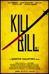 Kill Bill Vol. 1 - Alt. Movie Poster