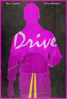 The Nightcall - Drive Minimalist Poster by edwardjmoran