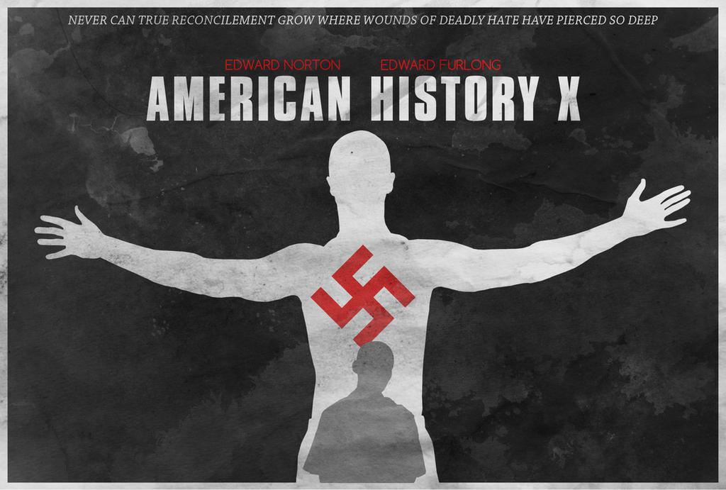 essay about american history x Free essay on stereotypes and racism in american history x and today available totally free at echeatcom, the largest free essay community.