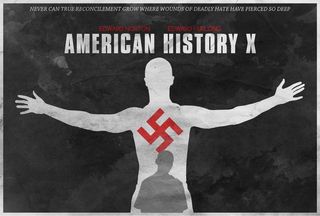 True Hatred - American History X Poster by edwardjmoran