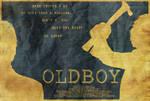 15 Years - Oldboy Poster