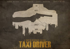 You Talkin' to Me? - Taxi Driver Poster by edwardjmoran