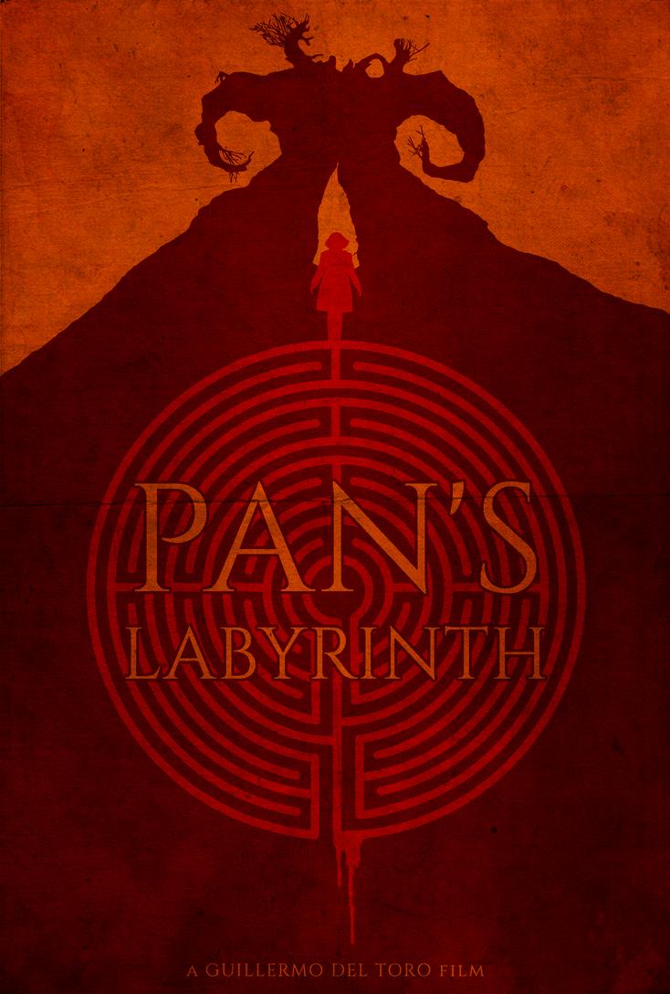Dreams of Blue Skies - Pan's Labyrinth Poster by edwardjmoran
