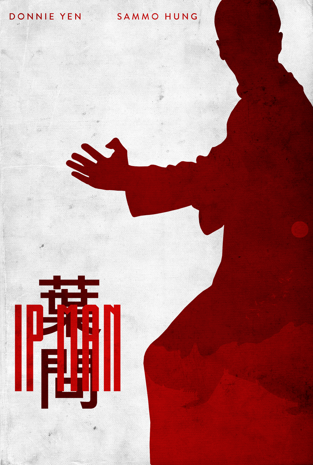 The Grandmaster - Ip Man Poster by disgorgeapocalypse