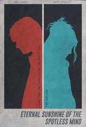 Eternal Sunshine of the Spotless Mind - Poster by edwardjmoran