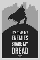 The Darkest Dread - Batman Bundle by edwardjmoran
