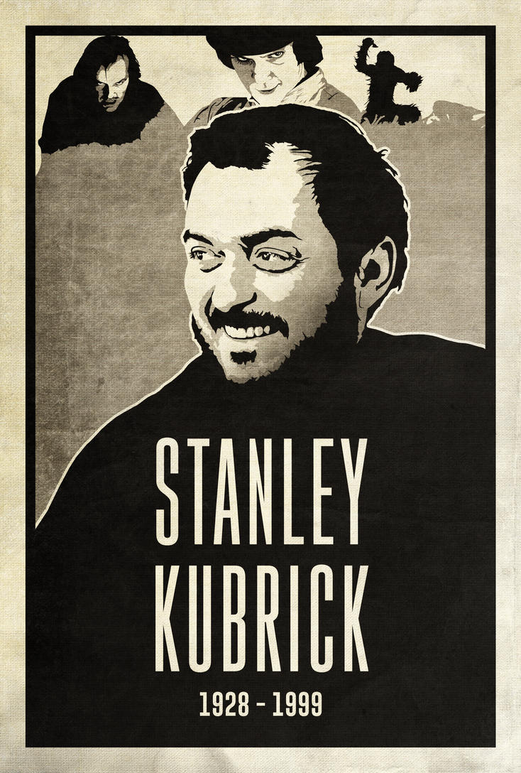 Stanley kubrick the shining poster