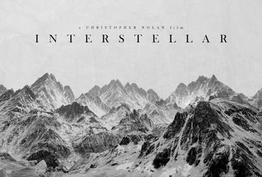 Interstellar - Alternative Fan Poster by edwardjmoran