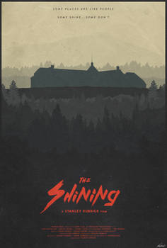 The Overlook - The Shining Poster