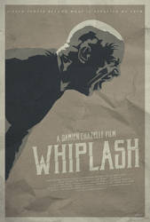 Not My Tempo - Whiplash Poster