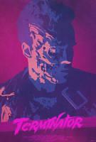 Extermination - Terminator Poster by edwardjmoran