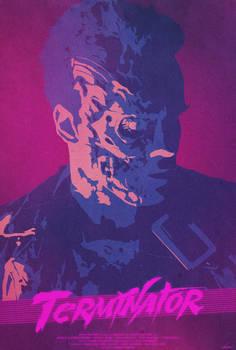 Extermination - Terminator Poster