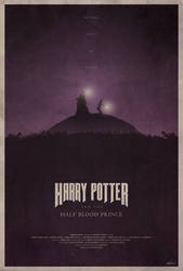 Harry Potter and the Half-Blood Prince - Poster