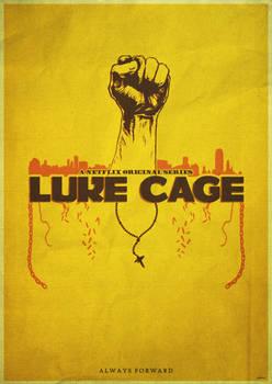 Power - Luke Cage Poster