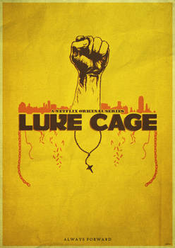 Power - Luke Cage Poster