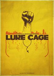 Power - Luke Cage Poster by edwardjmoran