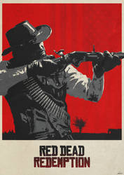 Justice - Red Dead Redemption (Private Commission) by edwardjmoran