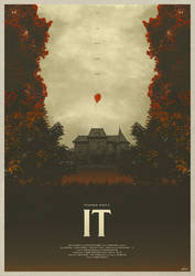We All Float - It (2017) Poster