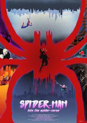 It Always Fits - Spider-Man: Into The Spider-Verse by edwardjmoran