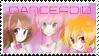DANCEROID stamp by ChibiRat3019