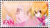 DANCEROID - Kozue fan stamp by ChibiRat3019