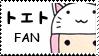 Toeto Fan stamp by ChibiRat3019