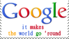 Google stamp by ChibiRat3019