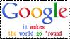 Google stamp by ChibiRat3019
