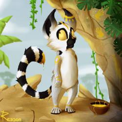Lemurrrr' ! by SunsGuardian