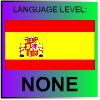 Spanish Language Level NONE by PicOfLanguages
