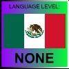 Spanish Language Level Latino NONE by PicOfLanguages