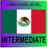 Spanish Language Level Latino INTERMEDIATE by PicOfLanguages