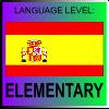 Spanish Language Level ELEMENTARY by PicOfLanguages