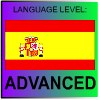 Spanish Language Level ADVANCED by PicOfLanguages