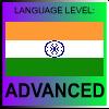 Hindi Language Level ADVANCED by PicOfLanguages
