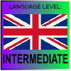 English Language Level UK INTERMEDIATE by PicOfLanguages