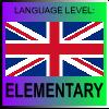 English Language Level UK ELEMENTARY by PicOfLanguages
