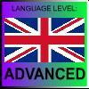 English Language Level UK ADVANCED by PicOfLanguages