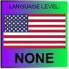 English Language Level American NONE by PicOfLanguages