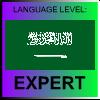 Arabic Language Level EXPERT by PicOfLanguages