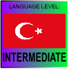 Turkish Language Level INTERMEDIATE by PicOfLanguages
