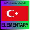 Turkish Language Level ELEMENTARY by PicOfLanguages